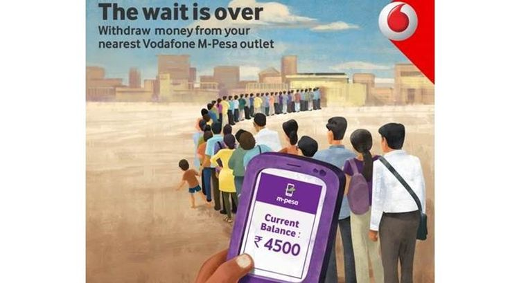 #PressRelease #Vodafone India introduces M-Pesa for cash withdrawal  Vodafone India has introduced the ability for users of its M-Pesa digital wallet service to withdraw cash at any of over 120,000 Vodafone M-Pesa outlets nationwide.  Read More At <> http://www.bizbilla.com/pressrelease/Vodafone-India-introduces-M-Pesa-for-cash-withdrawal-906.html #MPesa #CashWithdrawal #VodafoneIndia