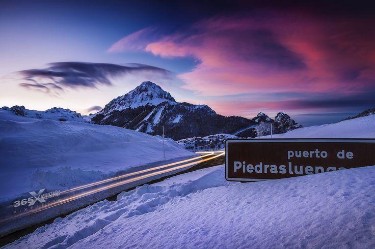 """Puerto de PIEDRASLUE..."" Palencia Cantabria Spain Mountains"