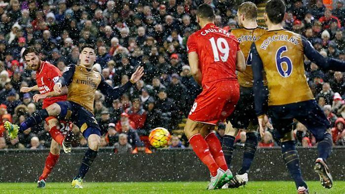 Suporter Arsenal vs Liverpool - Kriteria Cowok Idaman, Ada di Fans The Gunners…