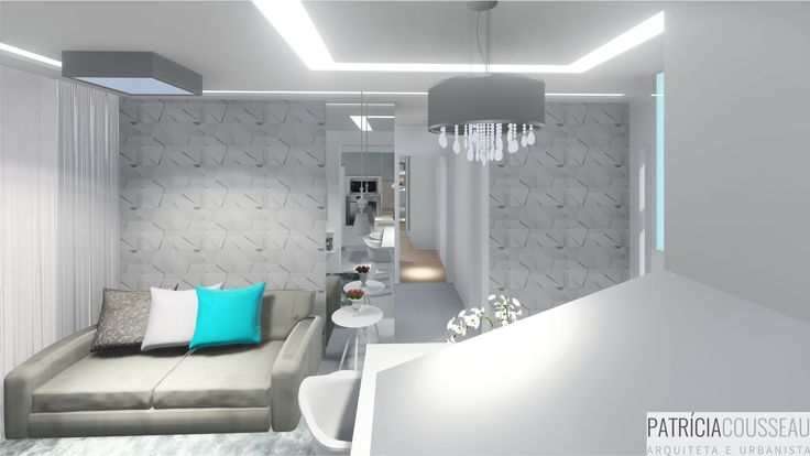 Projeto de Interiores – Residencial Camilla - Decor