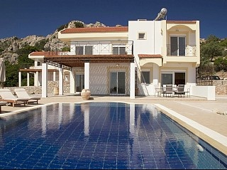 "Tsambika Holiday Villa ""Villa Tsambika View"" in Tsambika, Rhodes, Greece"