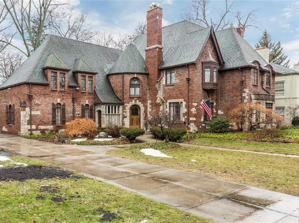 Zillow Has 3 424 Homes For Sale In Detroit Mi View Listing Photos Review Sales History And Use Our Detail Forest House Brick House Designs Tudor Style Homes