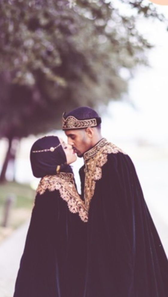Sudanese bride/groom