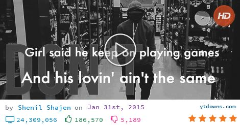 Download Bryson tiller dont lyrics videos mp3 - download Bryson tiller dont lyrics videos mp4...