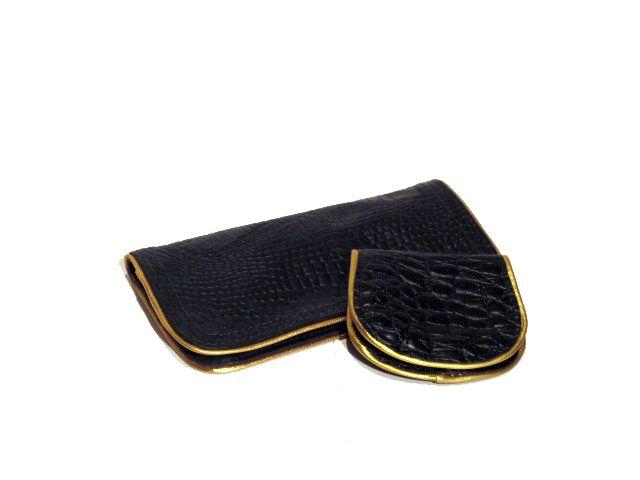 Billetera broche y monedero- Elegantes y delicadas, perfectas para ti.