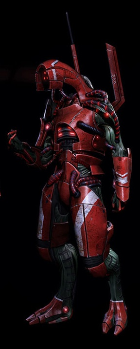 Geth Prime from Mass Effect 3
