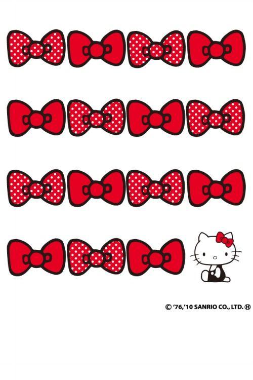 Hello Kitty Ladybug Wallpaper