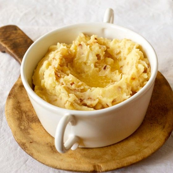 Kartoffel-Zwiebel-Stampf