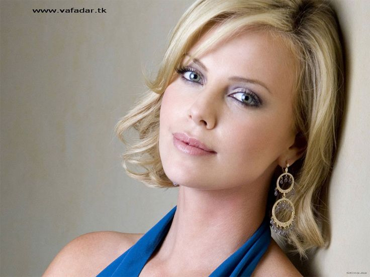 Charlize Theron a South African actress and fashion model. #SouthAfrica #celebrities