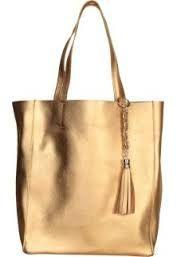 Resultado de imagen para bolsos dorados