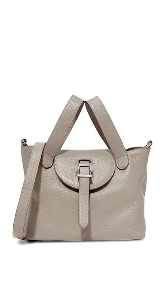 MELI MELO Thela Mini Satchel. #melimelo #bags #shoulder bags #hand bags #satchel #suede #