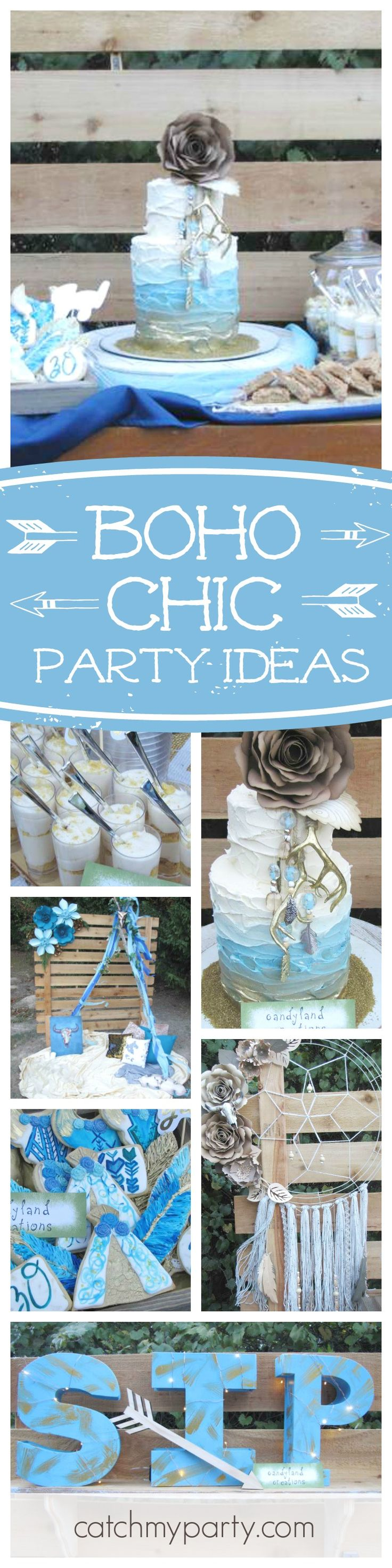 242 best Bohemian Tribal Party images on Pinterest Birthday