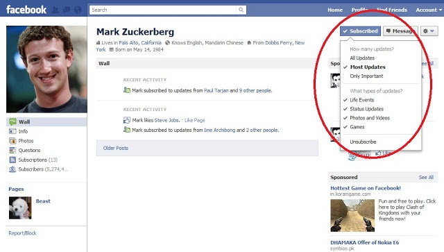 The Latest Tricks And Hacks: Want To Track Activities Of Your Friends On Facebook? http://freetips-and-tricks4u.blogspot.com/2013/04/want-to-track-activities-of-your.html