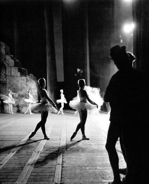 Opéra de Paris Paris 1960s Patrice Molinard