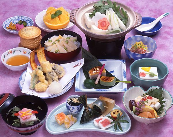 Shojin Ryori - Japanese Temple Food