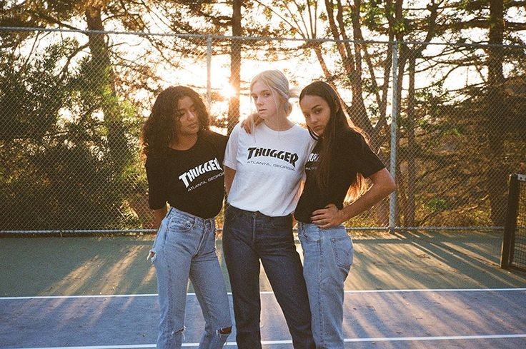 After quickly selling out earlier this year, the Young Thug x Thrasher T-shirts from Brooklyn-based brand Honeymoonare back and available for purchase.
