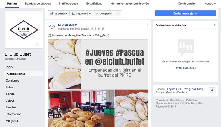 Community Management El Club Buffet P.M.R.C.