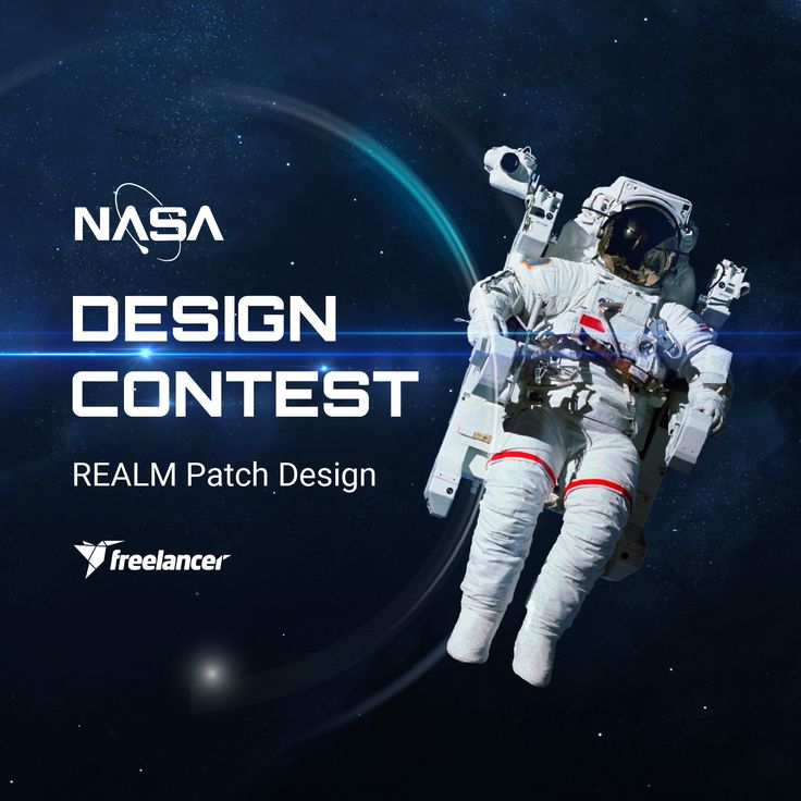 NASA Challenge: Graphic/Patch Design for the REALM project  #freelancing #crowdsourcing #futureofwork #NASA #engineering #graphicdesign
