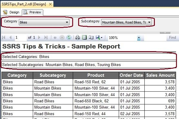 SQL Server Reporting Services Tips and Tricks to Improve the End User Experience