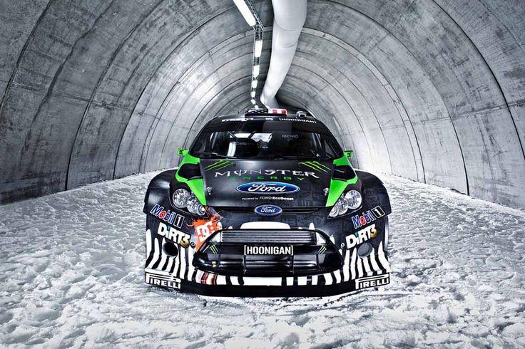 Ford Fiesta WRC Ken Block