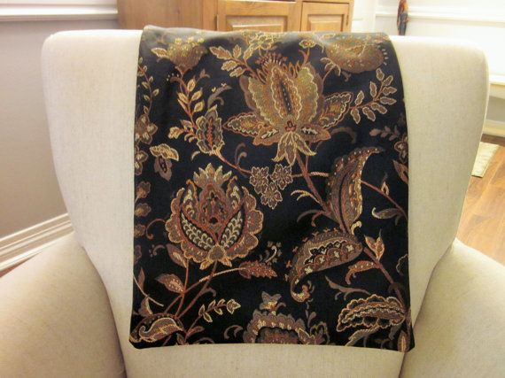 headrest chair protector or cover 34 x 14 by
