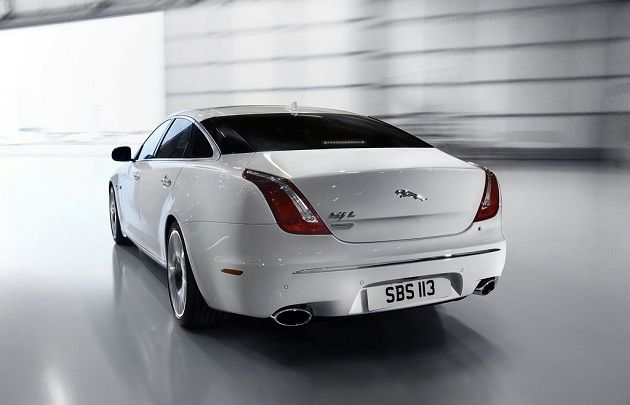 2013 Jaguar XJL....  I want to be with you.