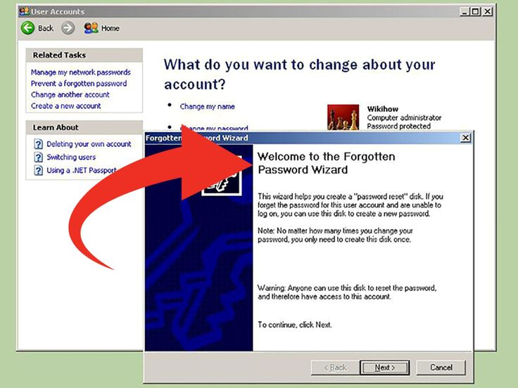 If you've forgotten your user password for Windows XP or Vista, you can use the hidden Administrator account to reset your password. If you've locked yourself out of the Administrator account, there are still a couple of different ways...