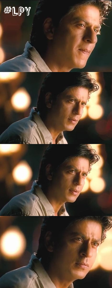 Shah Rukh Khan - Chennai Express (2013) When you finally realize something...