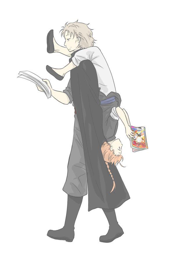 銀魂 阿伏兎 神威