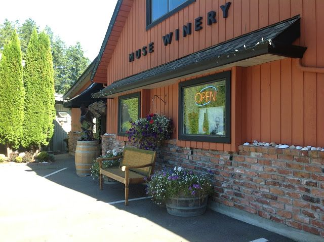 Vancouver Island wine surprises at Muse Winery - we love Muse Winery!