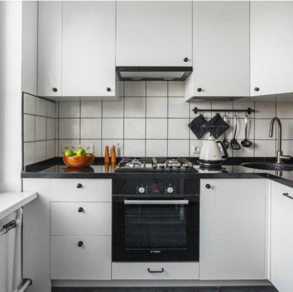 Интерьер небольшой кухни - Дизайн интерьеров | Идеи вашего дома | Lodgers