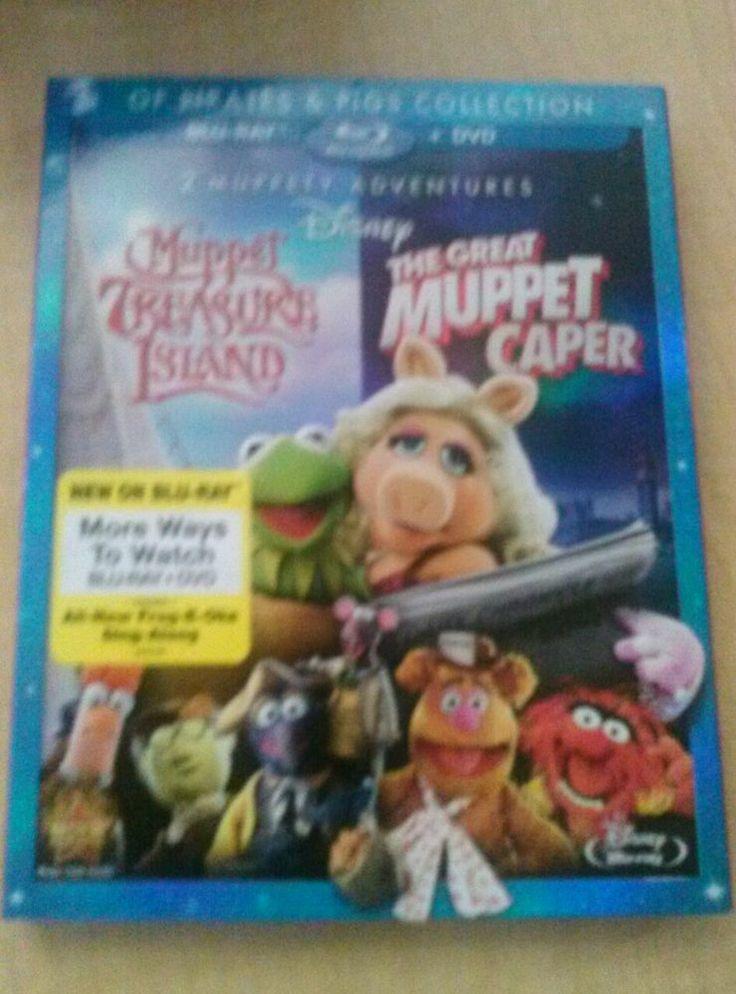 Walt Disney Muppet Treasure Island