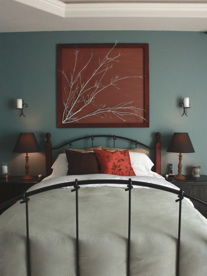 The Little Things That Make A House A Home, Contemporary Bedroom