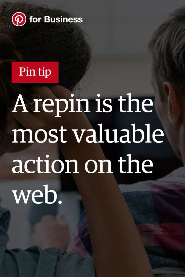 Repinning Not Only Means That The Pinner Can Look Up That Pin Later, It Also