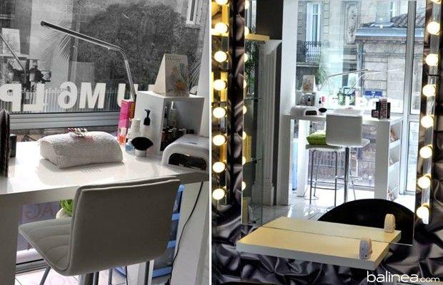 LE LOFT / Salon de coiffure et institut de beauté trendy.