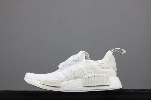 the latest 9f4df e20ba Real adidas NMD R1 White Black CQ2411 - Mysecretshoes ...