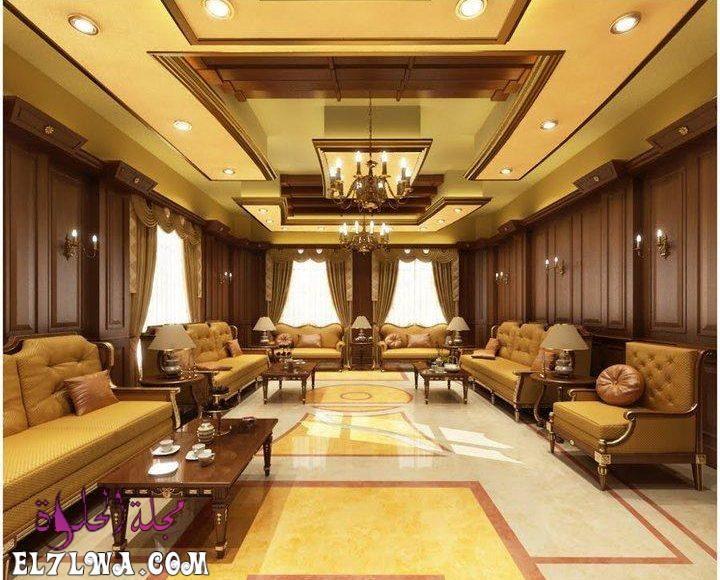 ديكورات مجالس 2021 مجالس فخمه تحرص الكثير من الأسر على تخصيص غرفة معينة من أجل أن تكون مجلس من أجل إدارة الن Interior Design Beautiful Living Rooms Home Decor