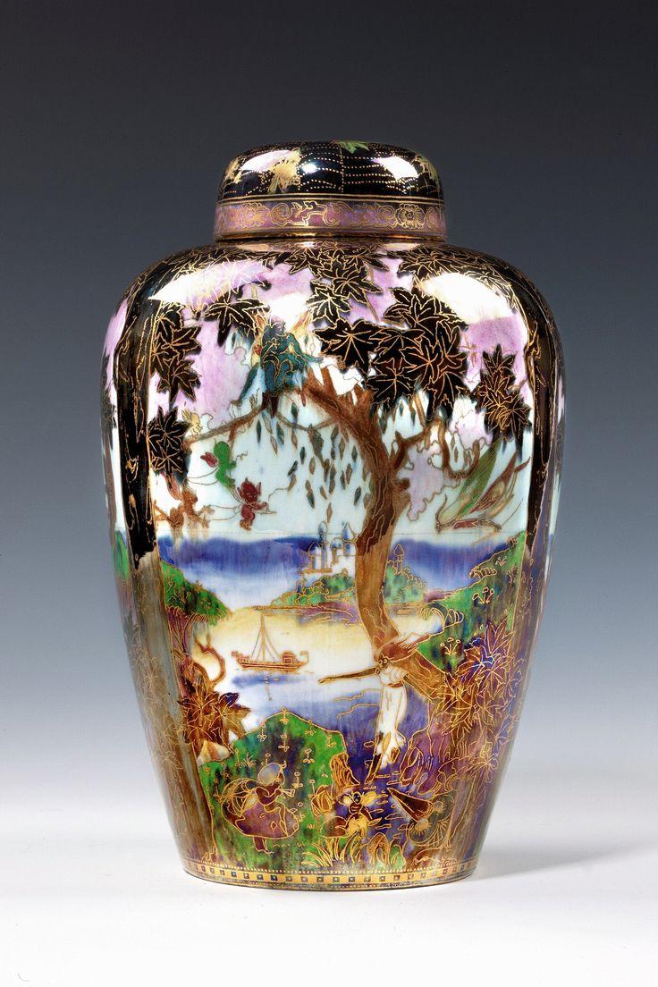 wedgwood fairyland lustre