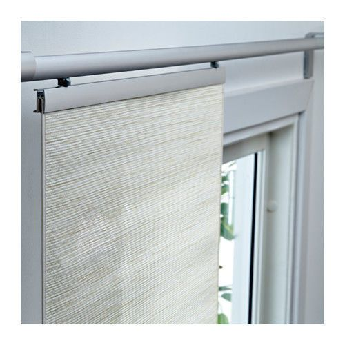 Ikea Fonsterviva Panel Curtain Light Beige 24 X118 Fonsterviva