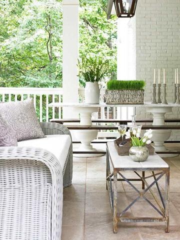 45 Ideas For Warm And Welcoming Porches
