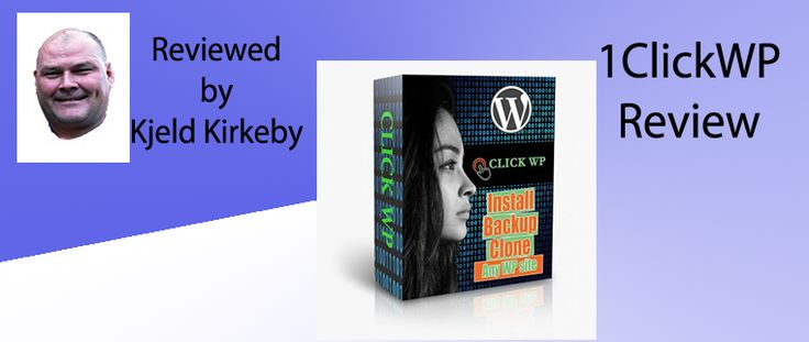 1ClickWP Reviews1ClickWP Review – What are you looking for? Are you looking for more info about 1CLICKWP? Please read my honest review about this product before choosing/purchasing, to know more information, features, who/why should use?, price, etc., of it. Thank you!
