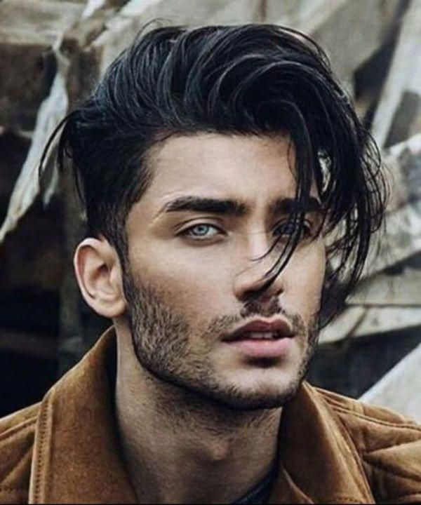 Hairstyles For Men With Long Hair Curlyhairfade Long Hair Styles Long Hair Styles Men Curly Hair Men