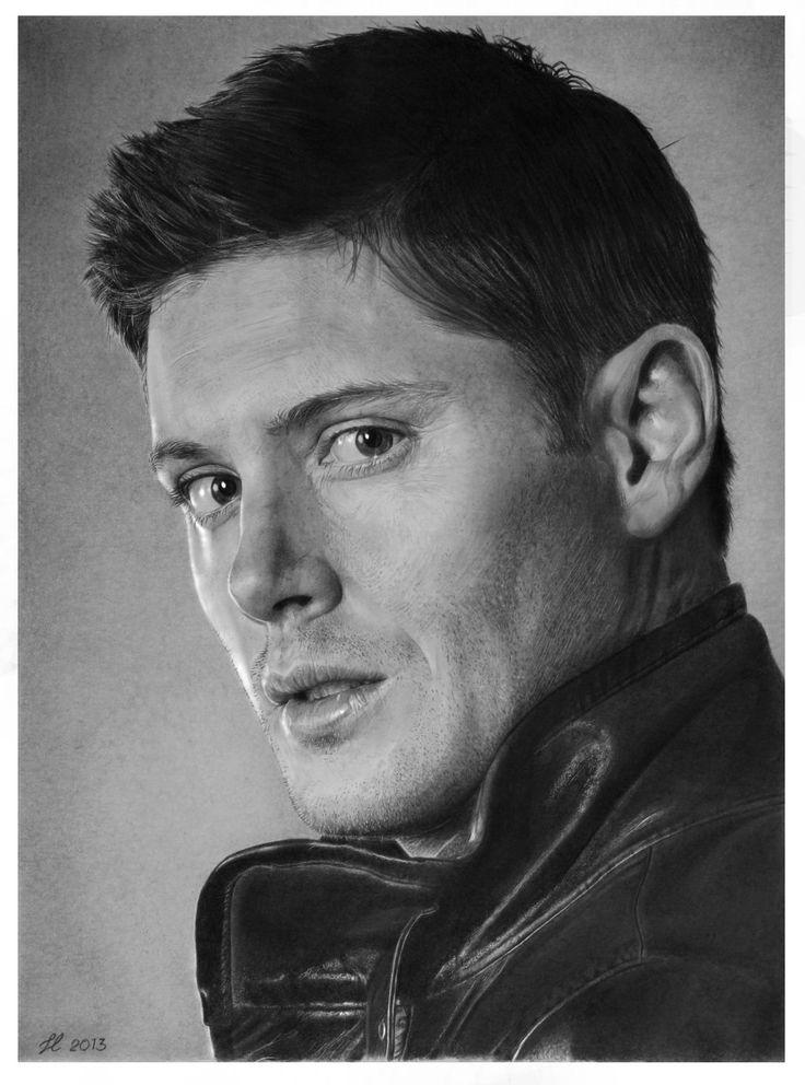 Dean Winchester by francoclun.deviantart.com on @deviantART