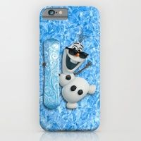SNOW MAN OLAF iPhone 6 Slim Case