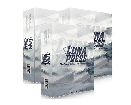 LunaPress WP Theme – what is it? LunaPress WP Theme is a solution for anyone with an online presence – online or offline based. It doesn't matter. It doesn't matter what kind of website you have or want with LunaPress WP Theme will be able to take care of it all.