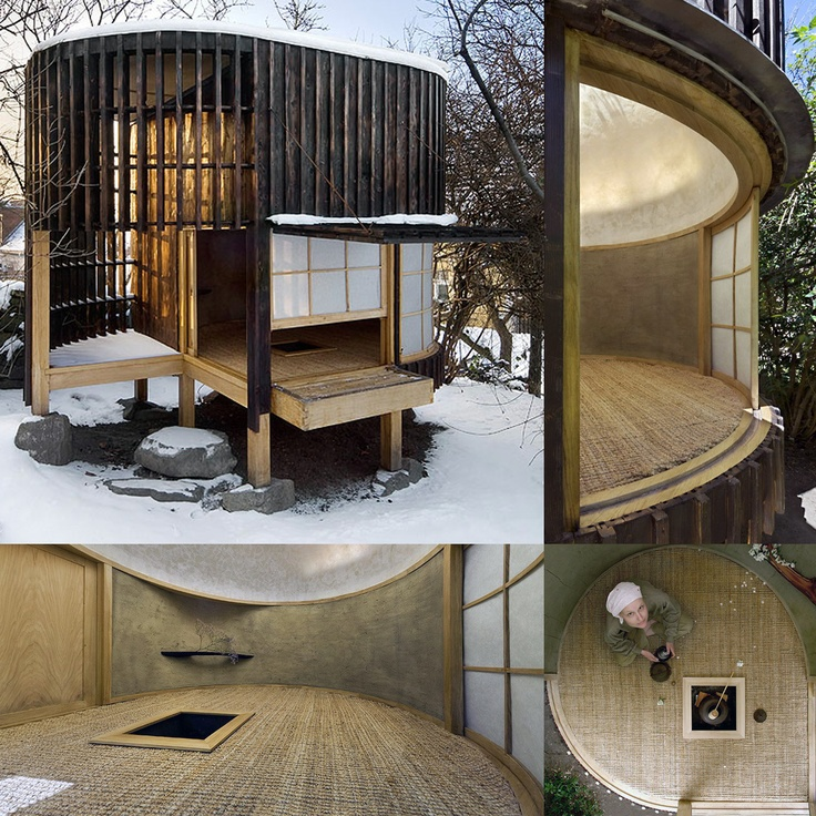 A1 Architects - Tea House, Prague, Czech Republic