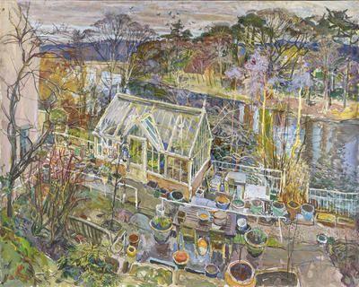 Duncan Shanks Riverside Garden December
