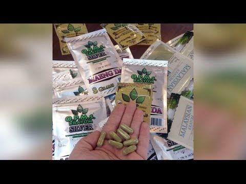 DEA set to ban Kratom plant as 'imminent threat' to society