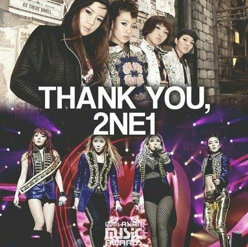 #ThankYou2NE1 2NE1