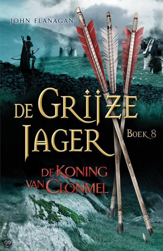 De grijze jager boek 8
